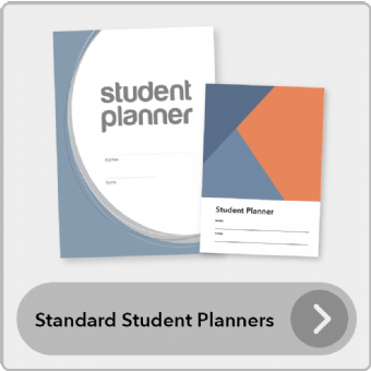 Standard Student Planners